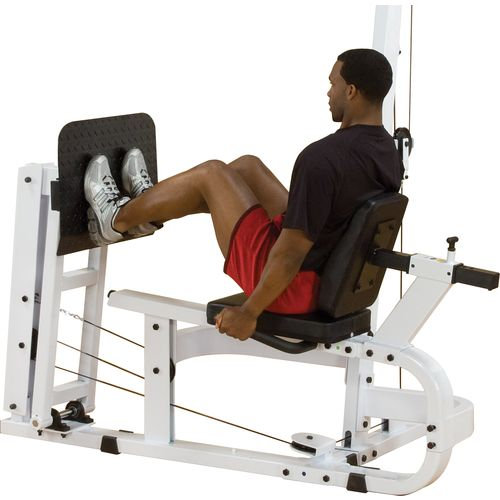 Body-Solid Leg Press Attachment for EXM4000S Gym