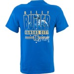COED Sportswear Adults' Kansas City Royals Billy Butler #16 Line Drive T-shirt