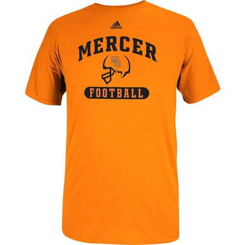 adidas™ Men's Mercer University Sport Arch Football T-shirt
