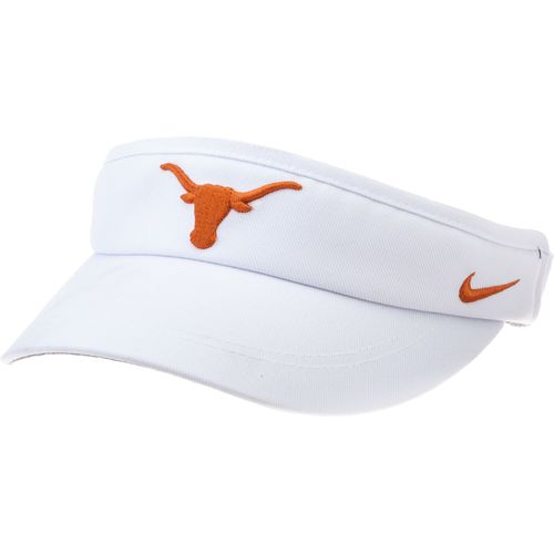 Nike™ Men's University of Texas Sideline Dri-FIT Visor