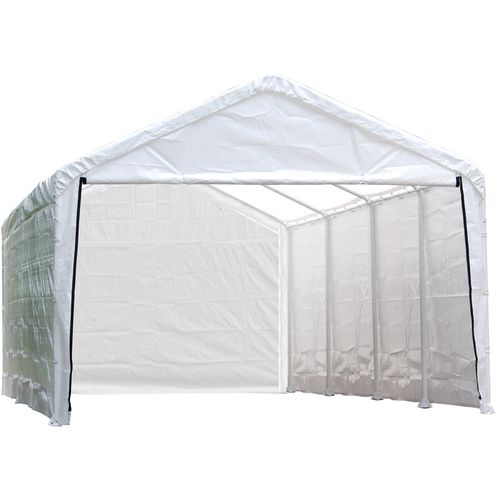 Display product reviews for ShelterLogic 12' x 30' Canopy Enclosure Kit