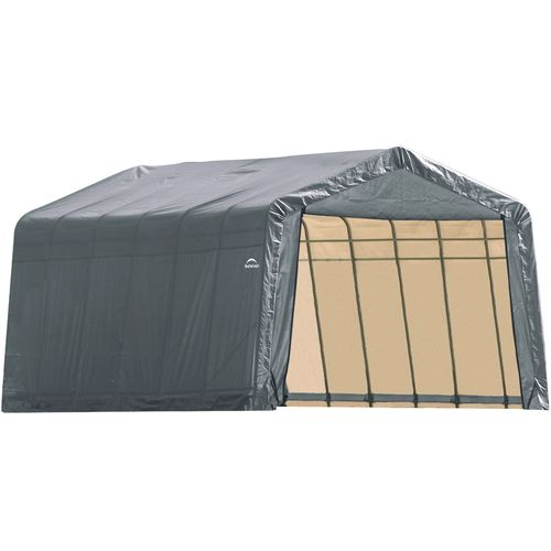 ShelterLogic 12' x 24' Peak Style Shelter - view number 1