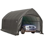 ShelterLogic Garage-in-a-Box® 13' x 20' SUV/Truck Shelter - view number 1