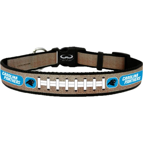 GameWear Carolina Panthers Reflective Football Collar