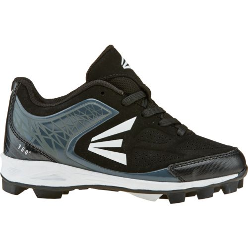 EASTON Kids' 360 Low-Top Baseball Cleats