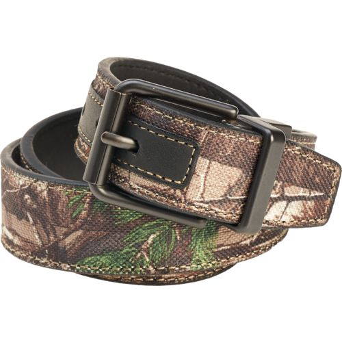 Reward Boys' 30 mm Reversible Camo Belt