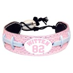 GameWear Dallas Cowboys Jason Witten #82 NFL Jersey Bracelet