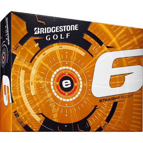 Display product reviews for Bridgestone Golf E Series 2015 E6 Golf Balls 12-Pack