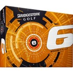 Bridgestone Golf E Series 2015 E6 Golf Balls 12-Pack