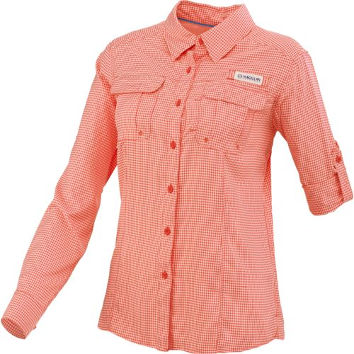 Image for magellan outdoors women 39 s aransas pass long for Magellan women s fishing shirts