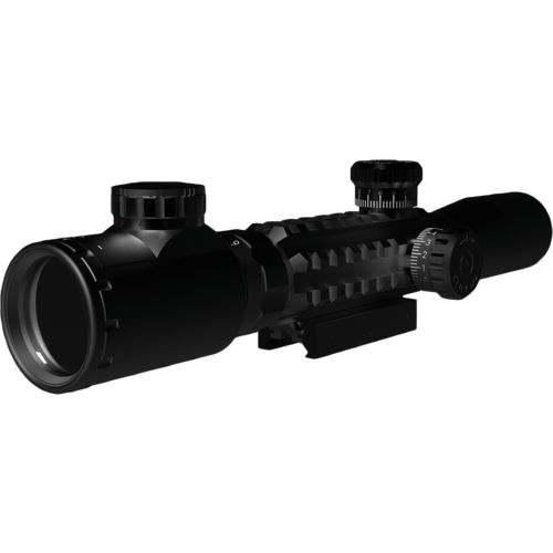 Display product reviews for iProtec Railer 3 - 9 x 32 Illuminated Mil-Dot Scope