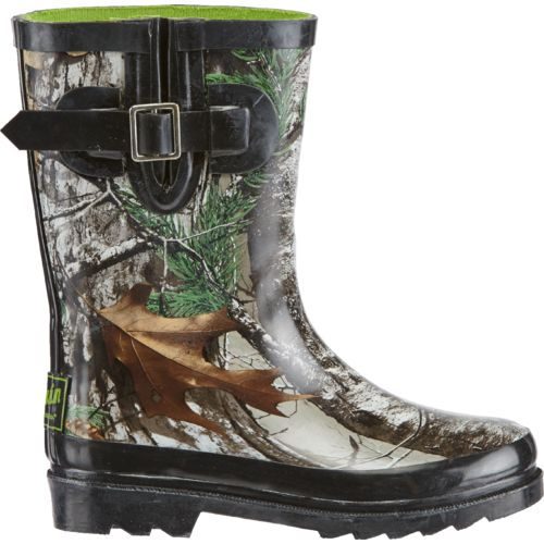 Display product reviews for Austin Trading Co. Boys' Realtree Xtra Rubber Boots