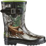 Game Winner® Boys' Realtree Xtra® Rubber Boots