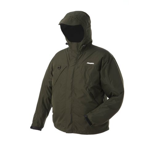 Display product reviews for Frabill Adults' F-1 Rain Jacket