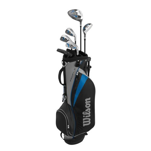 Wilson Juniors' Profile 7 - 10 Package Golf