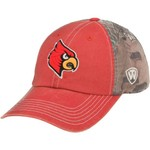 Top of the World Adults' University of Louisville Dirty Camo Cap