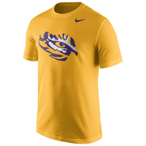 Display product reviews for Nike™ Men's Louisiana State University Logo T-shirt