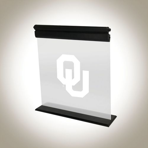 AES Optics University of Oklahoma Acrylic LED Light