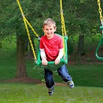 Gorilla Playsets™ Heavy-Duty Toddler Bucket Swing - view number 4