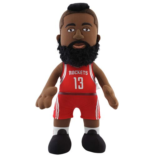 "Bleacher Creatures™ Houston Rockets James Harden 10"" Plush Figure"