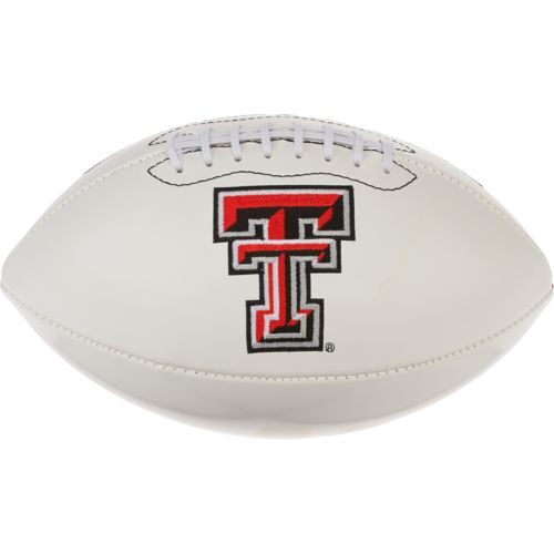 Rawlings Texas Tech University Signature Series Full-Size Football - view number 1