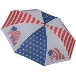 Storm Duds Budget Booster Auto-Folding Umbrella