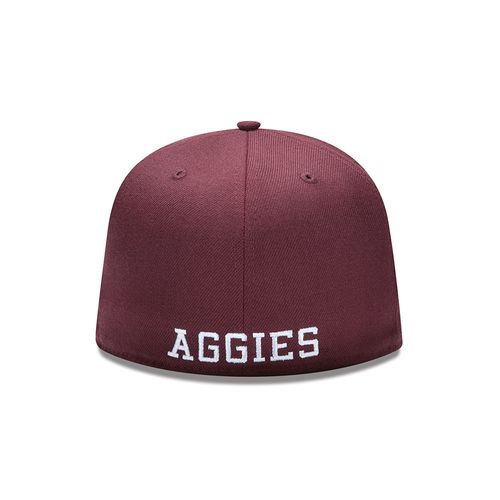 New Era Men's Texas A&M University 59FIFTY Baseball Cap - view number 2