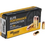 SIG SAUER Elite Ball .380 Auto 100-Grain FMJ Pistol Ammunition - view number 1