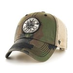 '47 Adults' University of Louisiana at Lafayette Burnett '47 Clean Up Cap