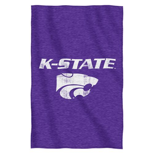 The Northwest Company Kansas State University Sweatshirt Throw