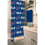 The Northwest Company Buffalo Bills Shower Curtain
