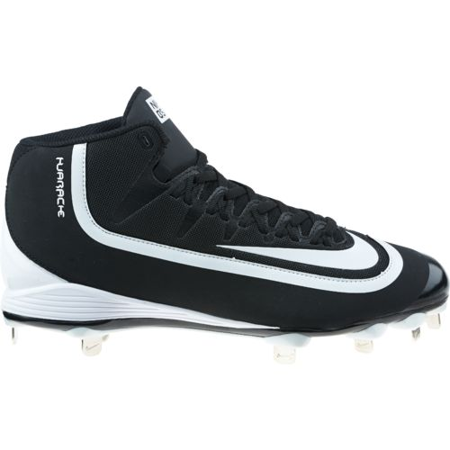 Display product reviews for Nike Men\u0027s Huarache 2KFilth Pro Mid Baseball  Cleats