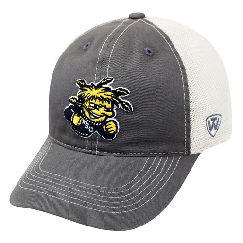 Top of the World Adults' Wichita State University Putty Cap