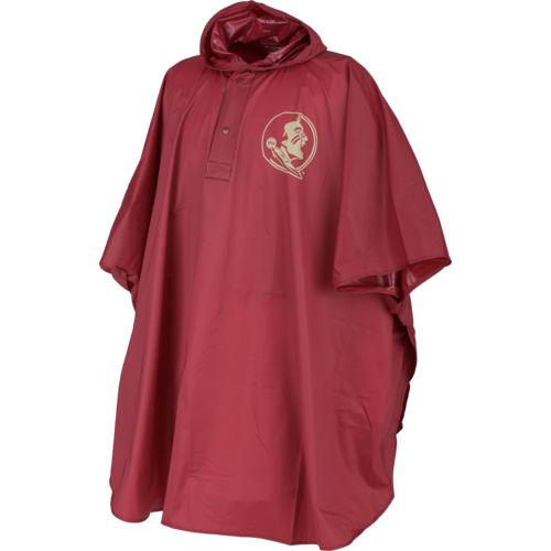 Storm Duds Men's Florida State University Heavy-Duty Rain Poncho
