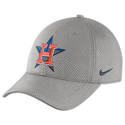 Nike™ Men's Houston Astros Dri-FIT Mesh Logo Cap