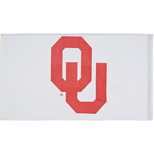 BSI University of Oklahoma 3' x 5' Flag - view number 1