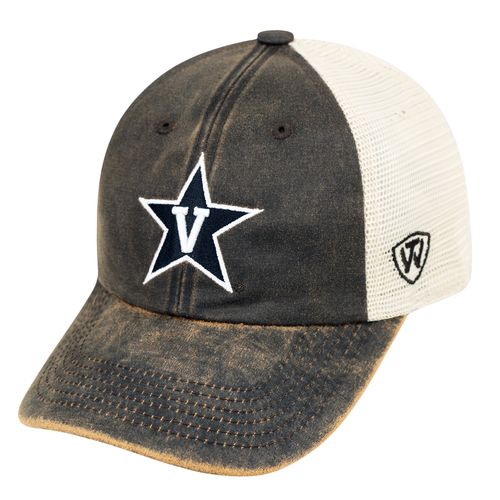 Top of the World Adults' Vanderbilt University ScatMesh Cap