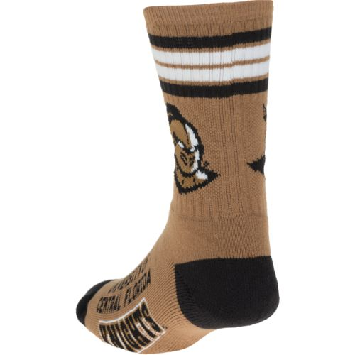For Bare Feet Adults' University of Central Florida 4-Stripe Deuce Socks - view number 2