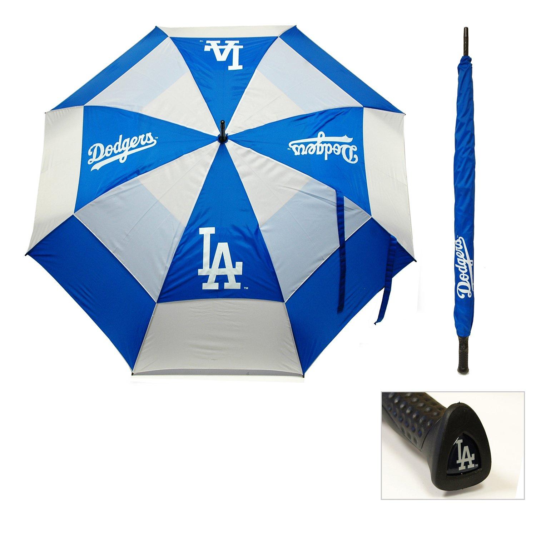 Team Golf Adults' Los Angeles Dodgers Umbrella