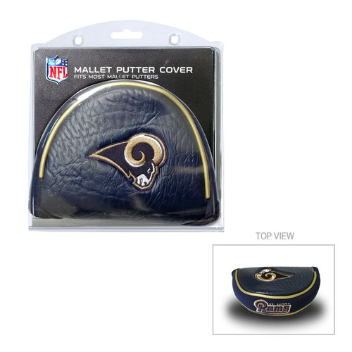 Team Golf St. Louis Rams Mallet Putter Cover - view number 1