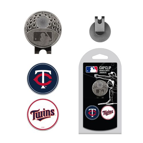 Team Golf Minnesota Twins Marker Cap Clip - view number 1