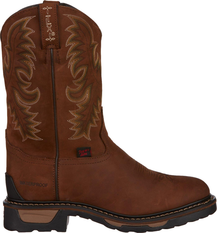 Tony Lama Men's Cheyenne TLX® Waterproof Western Work