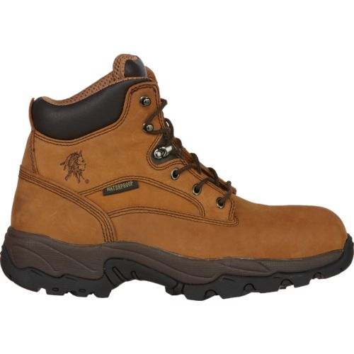 Chippewa Boots® Men's Bay Apache Utility Composition-Toe Lace Up Rugged Outdoor Boots
