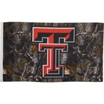 BSI Texas Tech University Realtree Camo 3' x 5' Flag