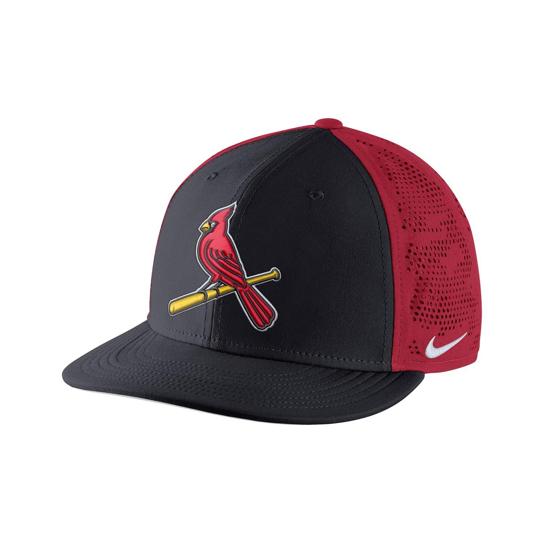 Nike Adults' St. Louis Cardinals True Vapor Swoosh