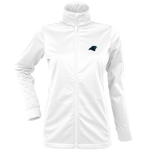 Antigua Women's Carolina Panthers Golf Jacket