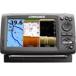 Lowrance Hook 7 Mid/High DownScan Fishfinder/GPS Combo - view number 1