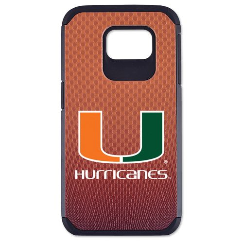 GameWear University of Miami Classic Football Pebble Grain