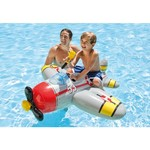 INTEX® Kids' Water Gun Plane Ride-On