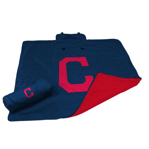 Logo Cleveland Indians All-Weather Blanket